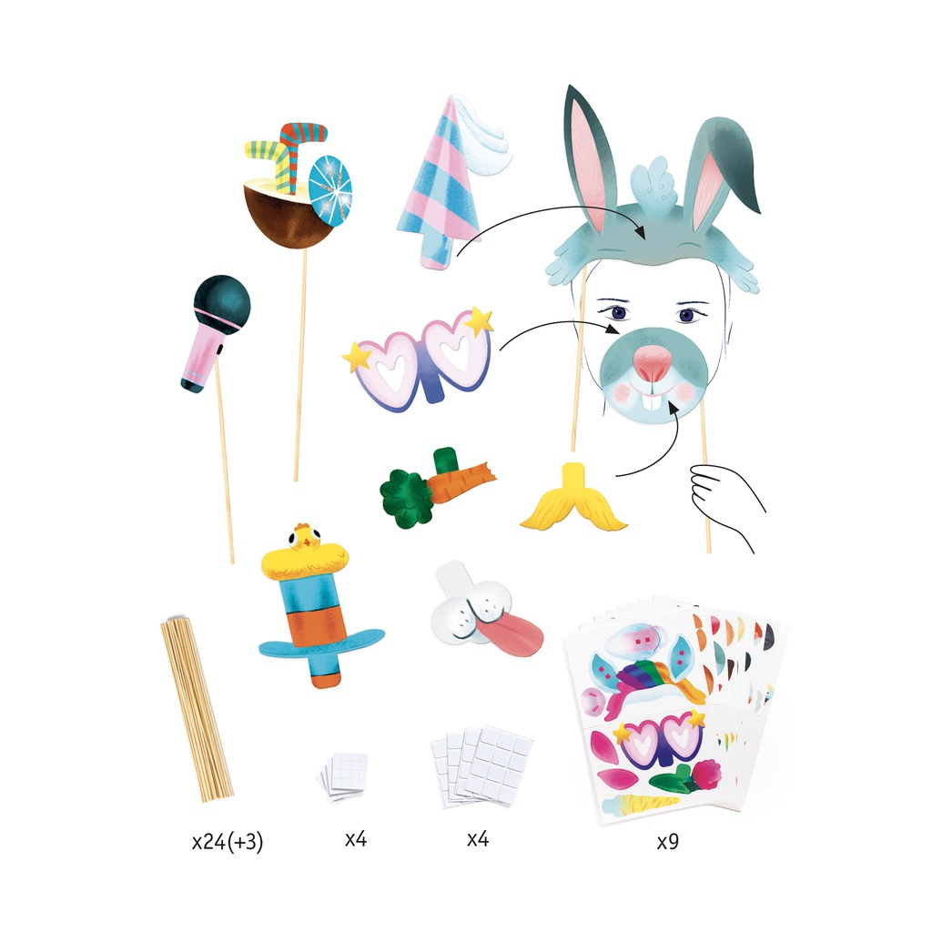 Animal Party Design By By Djeco