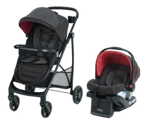 [1973656] Travel system con base Remix Graco