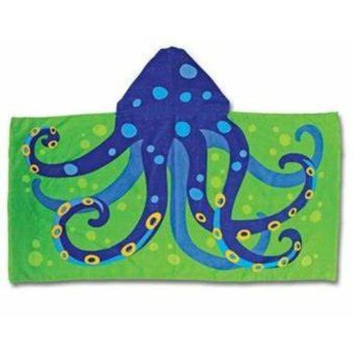 [794866210448] Beach Towel / Toalla- Pulpo Stephen Joseph