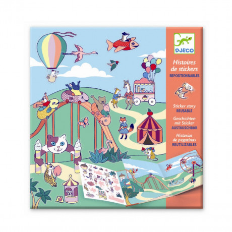 [DJ08952] The Funfair Design By By Djeco