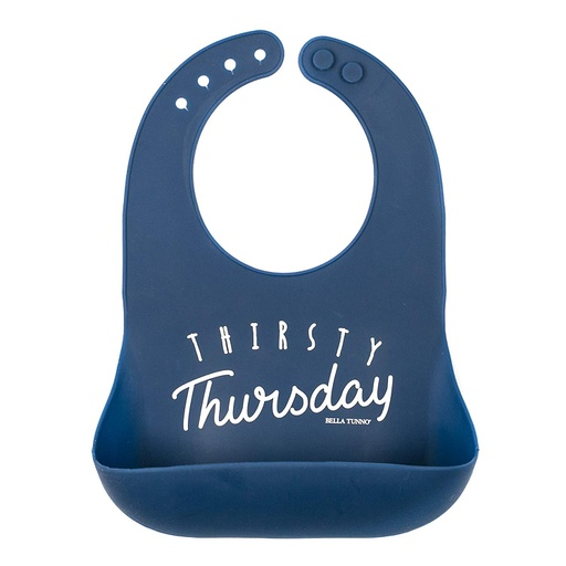 [819158026110] Babero Thirsty Thursday BELLA TUNNO
