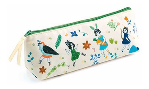 [DD03512] Chichi Pencil Case Lovely Paper