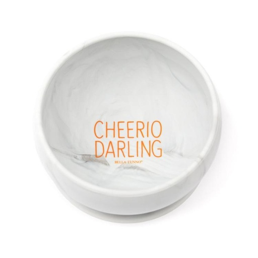 [819158025885] Bowl Cheerio blanco Bella Tunno