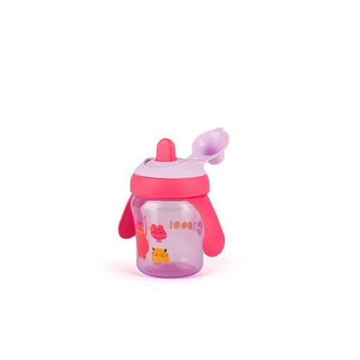 [8426420039925] Learning Cup - Sorbito Boquilla Rígida Antiderrame  +6M   20