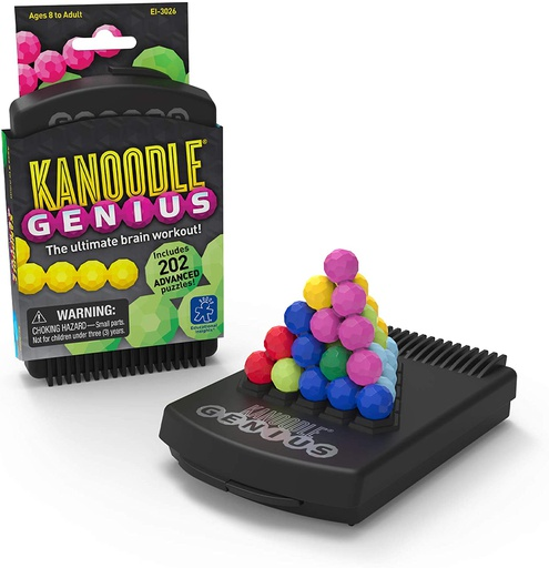 [086002030788] Juego Kanoodle Genius Educational Insights