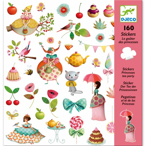 [DJ08884] Princess Tea Party Design By By Djeco